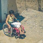 Rollstühle für Zentralasien