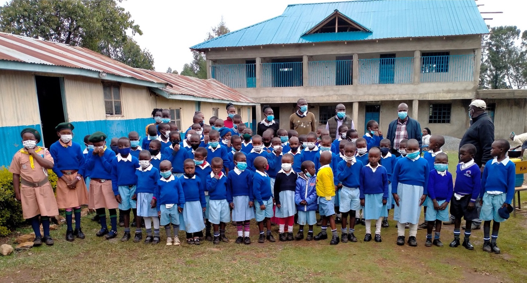 You are currently viewing Kenia – Ein Zuhause und gute Schulbildung für Kinder